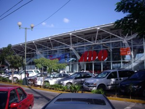 ADO Bus Terminal - Cancun